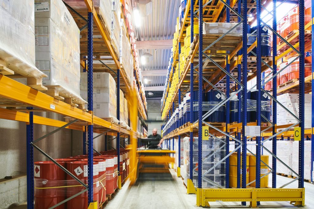 DANDOY warehousing solutions